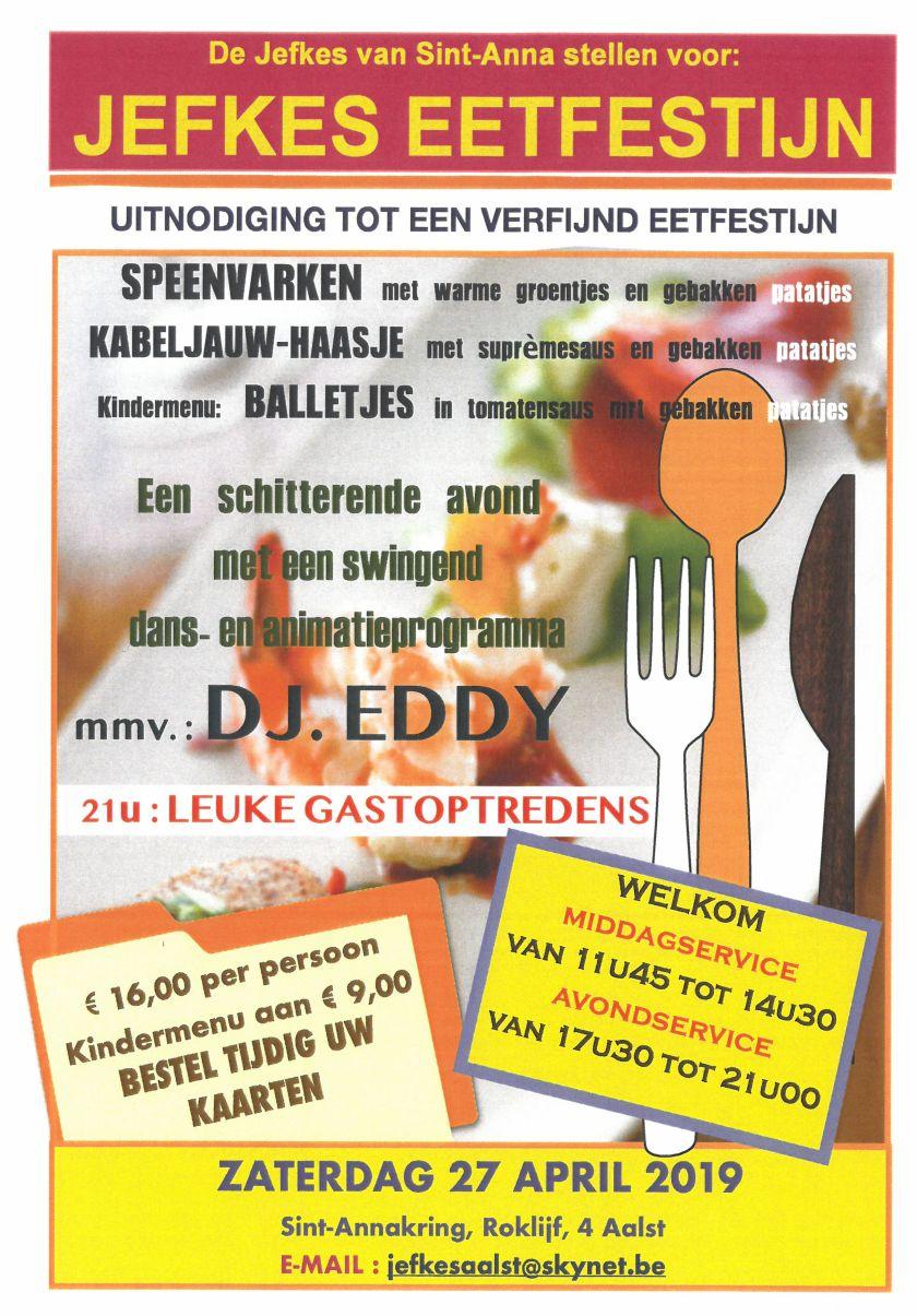 eetfestijn affiche 2019